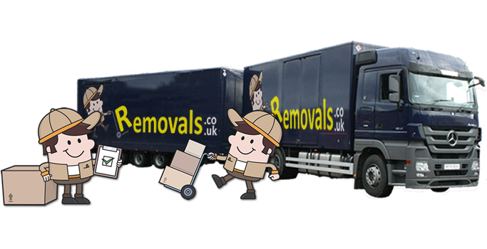 About Birmingham Removals