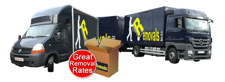 Removals to Denmark Removals
