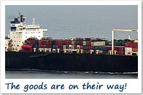 Ireland shipping services