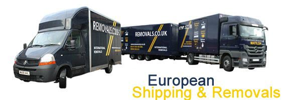 professional European removals